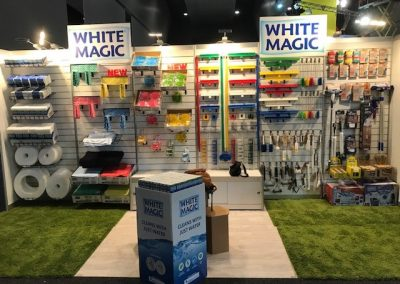 White Magic Display Stand