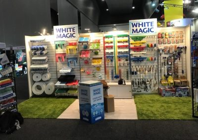 White Magic Display Stand