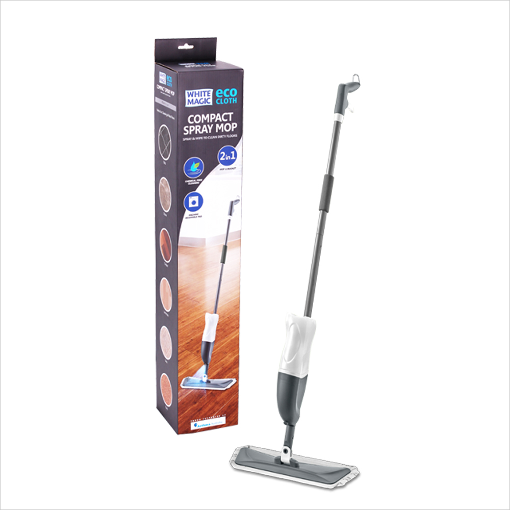 Compact Spray Mop