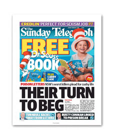 The Sunday Telegragh – Feb 2016