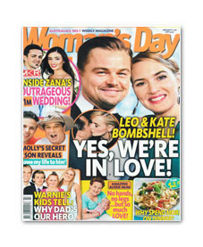 Woman's Day – Feb 2016