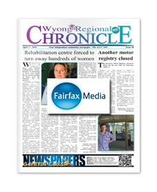 Wyong Regional Chronicle – April 2016