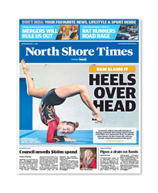 North Shore Time – April 2016