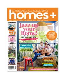 Homes + – April 2016