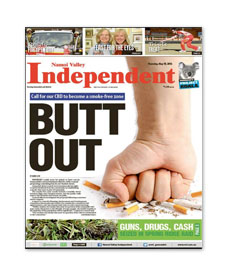 Namoi Valley Independent – May 2016