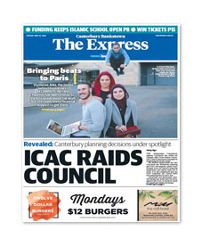 Cantebury Bankstown Express – June 2016
