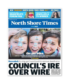 North Shore Times – June 2016