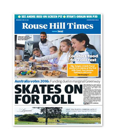 Rouse Hill Times – June 2016