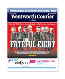 Wentworth Courier – June 2016
