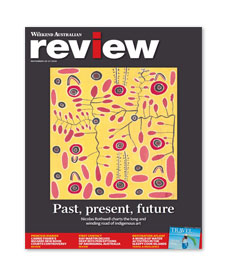 The Weekend Australian Review – Nov 2016