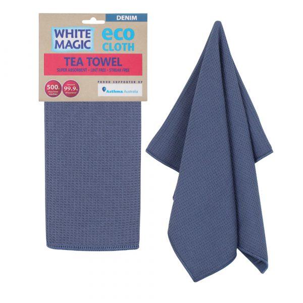 Tea Towel Denim