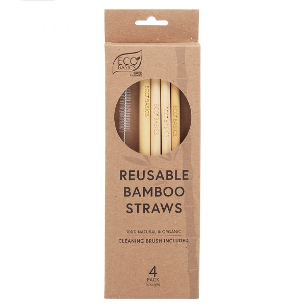 Eco Basics Bamboo Straw