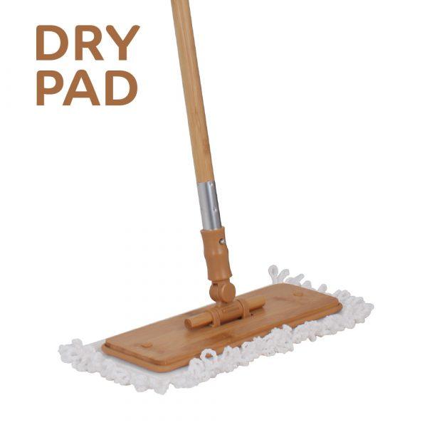 Eco Basics Bamboo Wet & Dry Mop