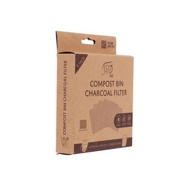 Eco Basics Compost Bin Charcoal Filter