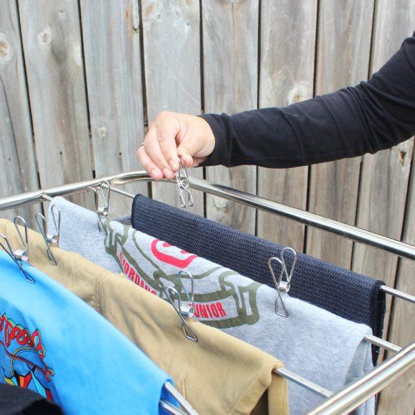 Eco Basics Cloth Pegs