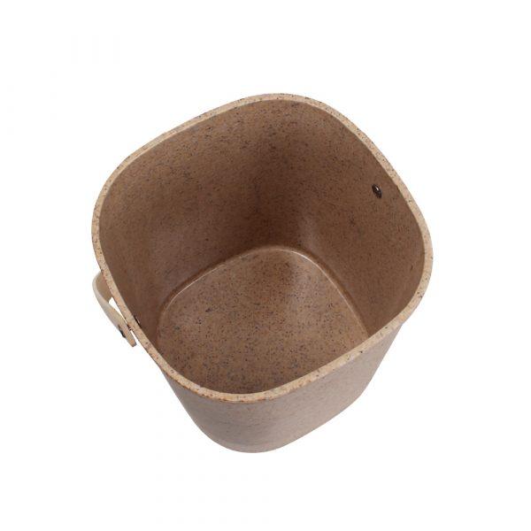 Eco Basics Kitchen Compost Bin Pebble