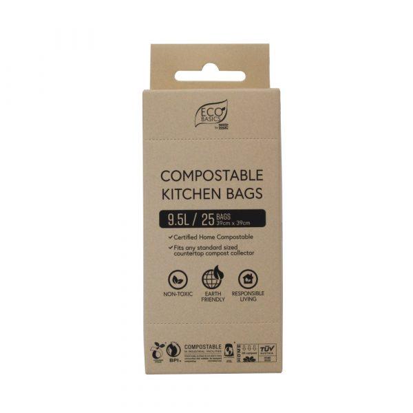 Eco Basics Compostable Kitchen Bag