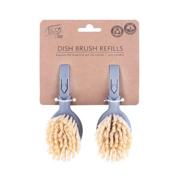 Eco Basics Dish Brush Refills