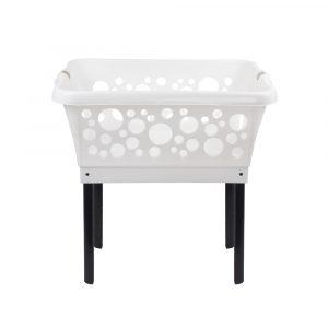 Laundry Basket on Leg