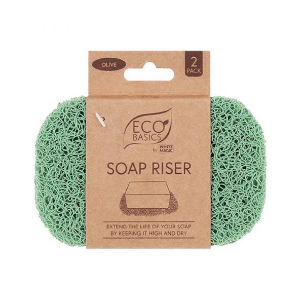 Soap Riser Olive
