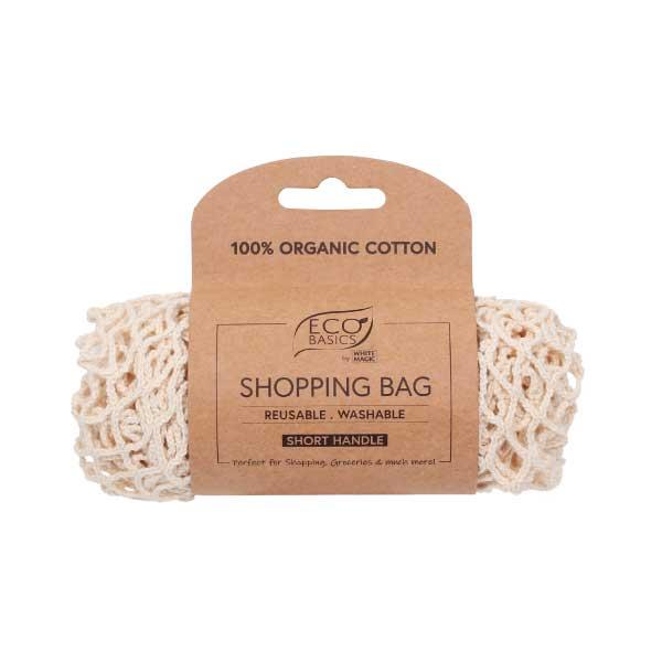 Eco Basics Shopping Bag Short Handle