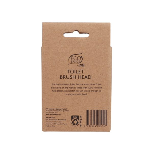 Eco Basics Toilet Brush Head